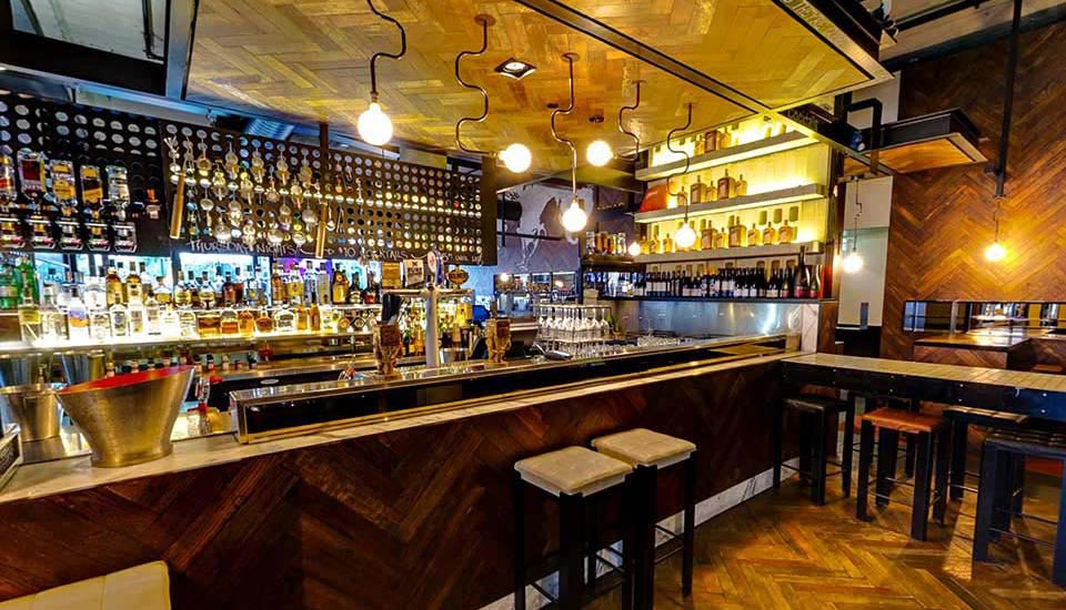 Food And Drink: Ludlow Bar And Dining Room Southbank