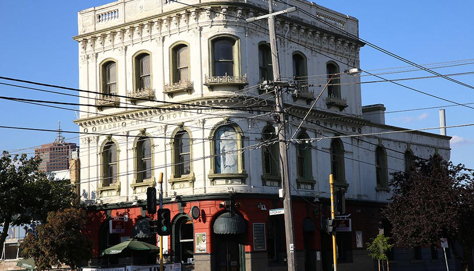 Maori Chief Hotel South Melbourne