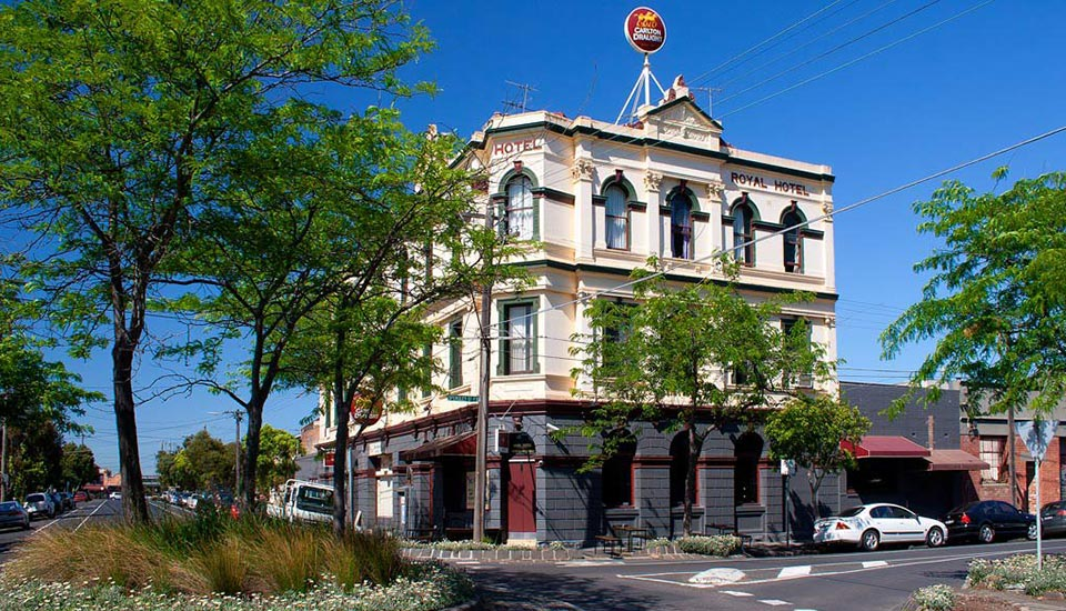 Royal Hotel (closed) Clifton Hill